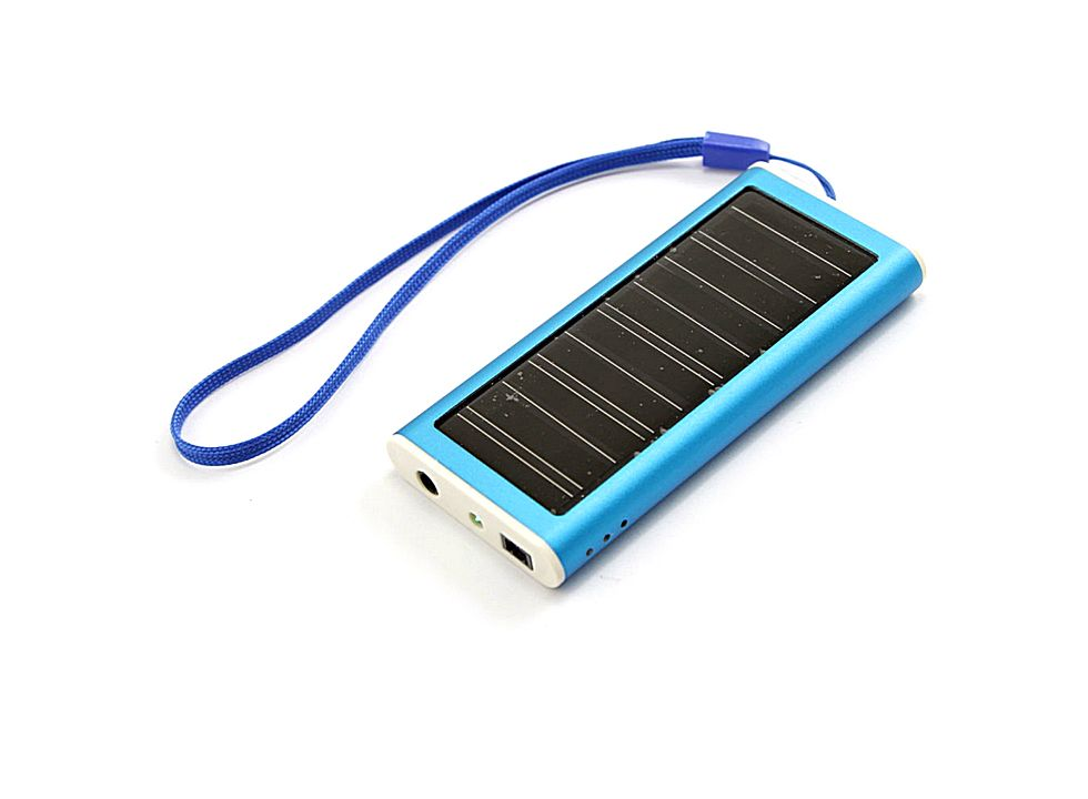 Solar Battery Charger For Mobile Phone Camera Pda Mp3 Mp4