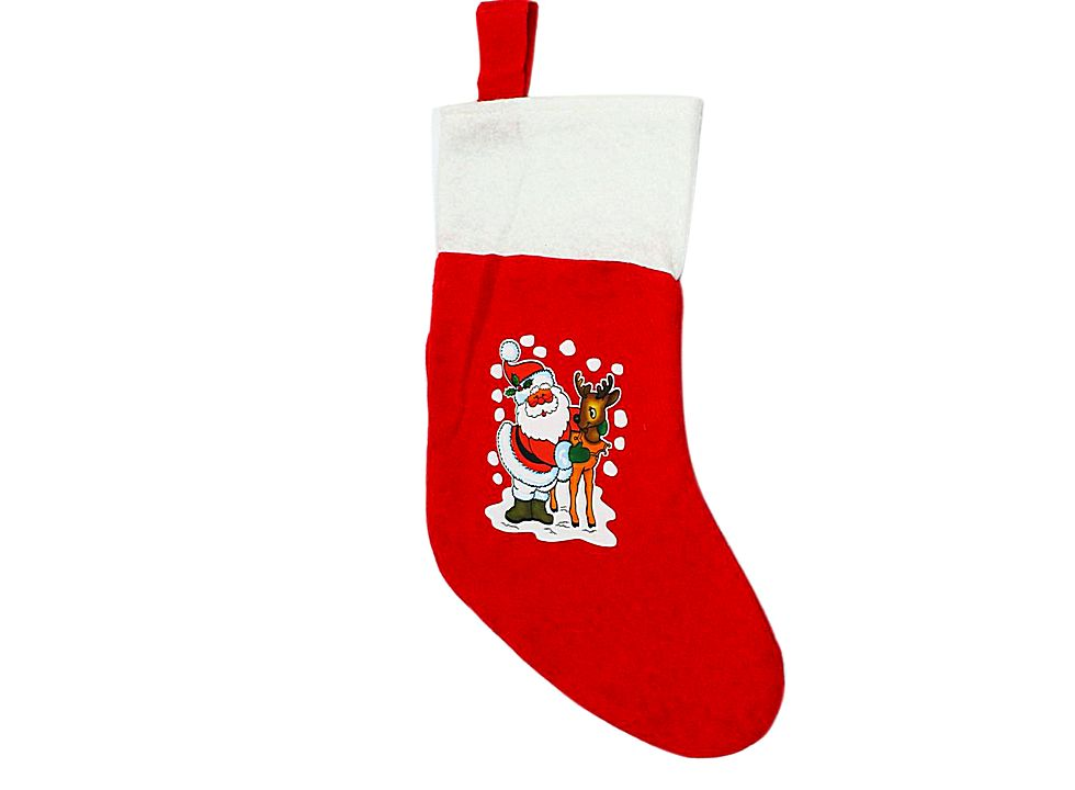 Beautiful Christmas Stockings White W00981, Buy at lowest ...