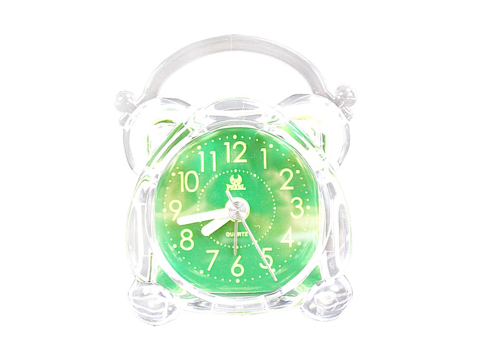 Unique Crystal Plastic Desk Alarm Clock Je022 Buy At