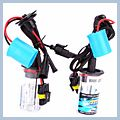 One Pair Car Xenon Hid Bulbs of 55W 5000K 9007 Q01358