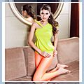 Sexy Fashion Womens Sleeveless Women Cheap Club Tops T-shirts 11002753