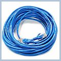 Feet Blue Ethernet Network Cable 25 CAT5 RJ45 HK-CL097BU