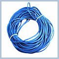 Feet Ethernet Network Cable Blue 200 CAT6 RJ45 C01674