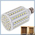 Warm White Light Corn Lamp E27-110V-18W 3000K 102LED SMD5050 88008696