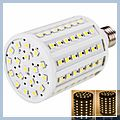 Warm White Light Corn Lamp E27-220V-18W 3000K 102LED SMD5050 88008703