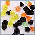 Pcs Tattoo Soft Rubber Grommets Nipples Tattoo Kit Supply 50 H00983 2