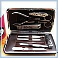 Pruning Set Sets of Nail Clippers Set 10 HK-J3005