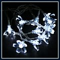 Long Plum Blossoms White LED Light String Lamp 1.5m 10pcs J03554