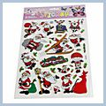 Pretty Decoration Christmas Stickers BLP051b HK-S01348
