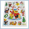 Pretty Decoration Christmas Stickers TH-602 S01349