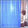 Deep Blue Diamond Shower Curtain J00987