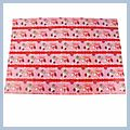 Snowman Christmas Gift Wrapping Paper 10pcs X-012 J03899*10
