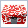 With Cells Three Pumping Storage Box Bag Old-style J02532 1