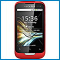 Alcatel OT-985 review, specifications, manual and drivers