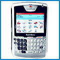 BlackBerry 8707v review, specifications, manual and drivers