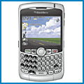 BlackBerry Curve 8300 review, specifications, manual and drivers