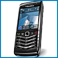 BlackBerry Pearl 3G 9105 review, specifications, manual and drivers