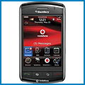 BlackBerry Storm 9500 review, specifications, manual and drivers
