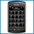 BlackBerry Storm 9530 review, specifications, manual and drivers