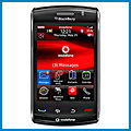 BlackBerry Storm2 9520 review, specifications, manual and drivers