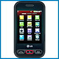 LG Flick T320 review, specifications, manual and drivers