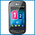 LG Optimus Net Dual review, specifications, manual and drivers
