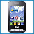 LG T315 review, specifications, manual and drivers