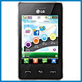 LG T375 Cookie Smart review, specifications, manual and drivers