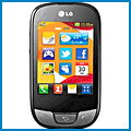 LG T510 review, specifications, manual and drivers