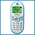 Motorola C200 review, specifications, manual and drivers