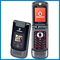 Motorola V1100 review, specifications, manual and drivers