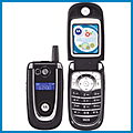 Motorola V620 review, specifications, manual and drivers