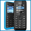 Nokia 105 review, specifications, manual and drivers