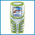 Nokia 5100 review, specifications, manual and drivers