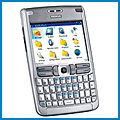 Nokia E61 review, specifications, manual and drivers