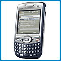 Palm Treo 750v review, specifications, manual and drivers