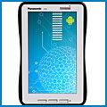 Panasonic Toughpad JT-B1 review, specifications, manual and drivers