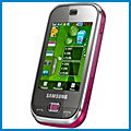 Samsung B5722 review, specifications, manual and drivers