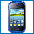 Samsung Galaxy Music Duos S6012 review, specifications, manual and drivers