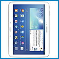 Samsung Galaxy Tab 3 10.1 P5200 review, specifications, manual and drivers