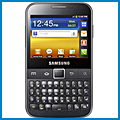 Samsung Galaxy Y Pro B5510 review, specifications, manual and drivers