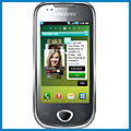 Samsung I5801 Galaxy Apollo review, specifications, manual and drivers