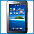 Samsung P1000 Galaxy Tab review, specifications, manual and drivers