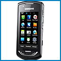 Samsung S5620 Monte review, specifications, manual and drivers