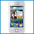 Samsung S5750 Wave575 review, specifications, manual and drivers