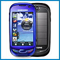 Samsung S7550 Blue Earth review, specifications, manual and drivers