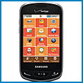Samsung U380 Brightside review, specifications, manual and drivers