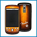 T-Mobile myTouch 3G Fender Edition review, specifications, manual and drivers