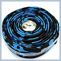 Blue and Black Bicycle Handlebar Tape Q00373BU