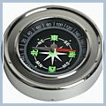 Mountaineering Camping Travel Round Navigation Compass HK-K00668